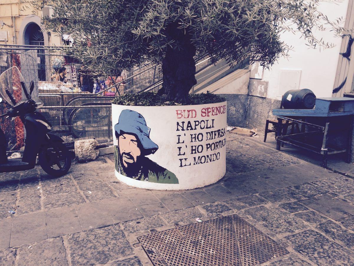 Bud Spencer Napoli