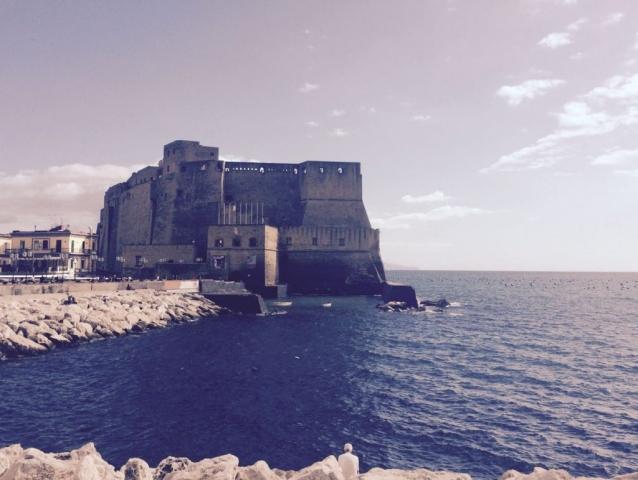 Castel dell Ovo Neapel